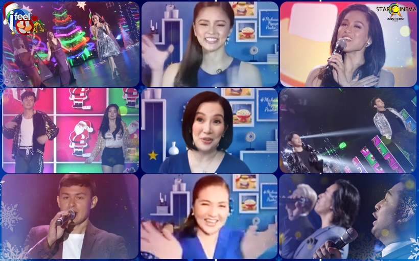ABS-CBN stars to come together in 'Grand Kapamilya Reunion' on 'I Feel U Christmas Special