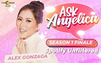 Angelica and Alex get real about love in the unfiltered 'Ask Angelica' season finale!