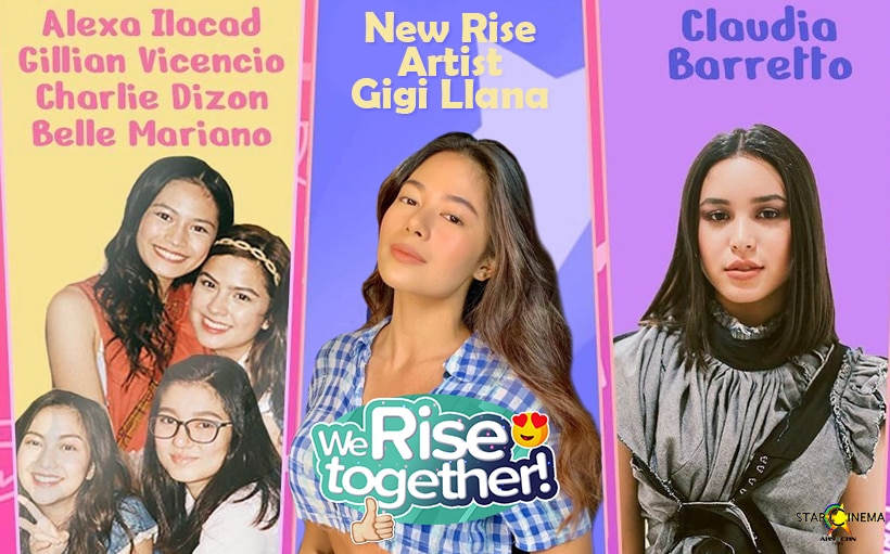 This Week on 'We Rise Together': Gigi De Lana, 'Four Sisters Before the Wedding' cast + more!