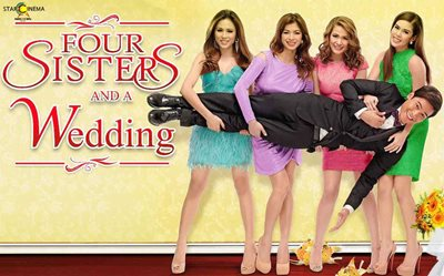 'Four Sisters and a Wedding' Full Movie: Salazar Family Values