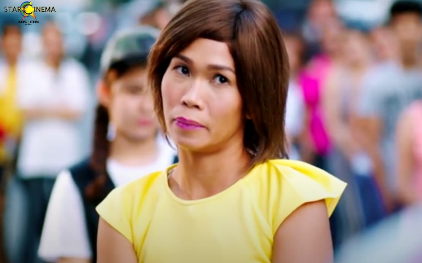 Hopeless romantic Clarisse (Pokwang) gets her dream happily-ever-after!