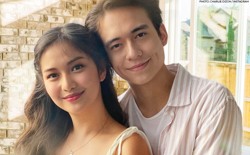 Charlie Dizon, Jameson Blake talk about their 'love story' in 'Four Sisters Before the Wedding'!