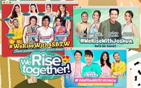 This Week on 'We Rise Together': Joshua Garcia, 'Four Sisters Before the Wedding' cast + more!
