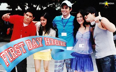 'First Day High' Full Movie: Five college freshmen and a school mystery!