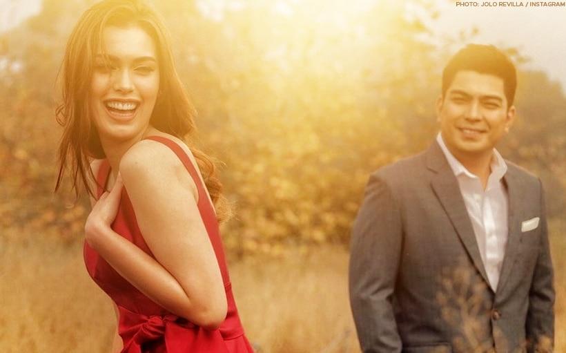 Jolo Revilla celebrates 1st wedding anniversary with wife Angelica Alita
