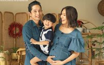 Liz Uy reveals she's pregnant with her second child with Raymond Racaza