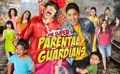 'The Super Parental Guardians' Supercut: Momshie and Popshie to the rescue!