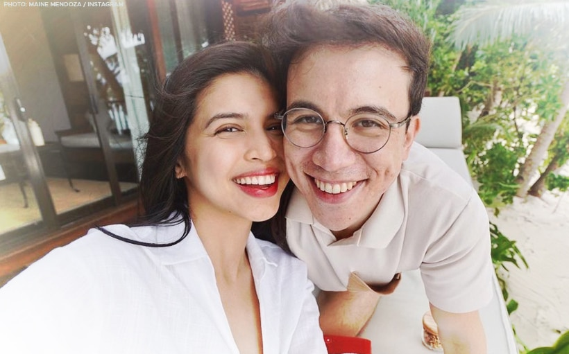 LOOK: Arjo and Maine celebrate their 2nd anniversary!