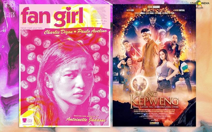WATCH: 'Fan Girl', 'Mang Kepweng' on MMFF 2020 virtual Parade of the Stars!