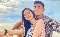 Kim Chiu thanks Xian Lim for Boracay trip with her family!