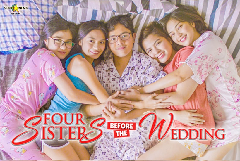 Meet the Salazar sisters' teenage loves in the new trailer of 'Four Sisters Before the Wedding'!