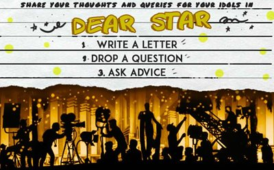 DEAR STAR: Express your love for your idols through letters!