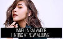 Janella Salvador hinting at new album?!