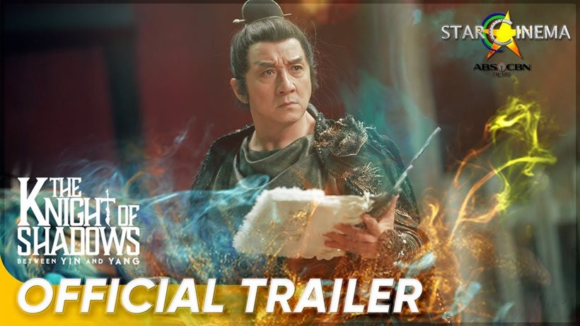 Watch the newest addition to Jackie Chan's adventure movies: 'The Knight of Shadows'!