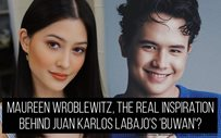 Maureen Wroblewitz, the real inspiration behind Juan Karlos Labajo's 'Buwan'?