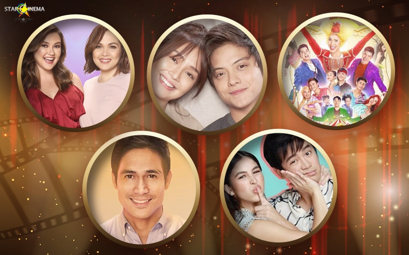 KathNiel, Vice Ganda + more superstars win big at the 50th Guillermo Mendoza Box Office Awards!