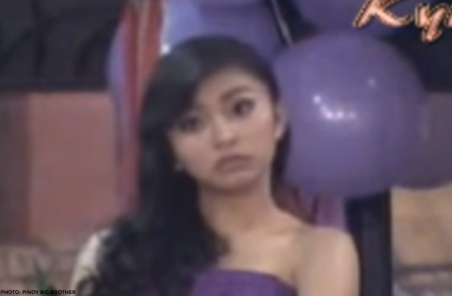 In 'PBB Teen Clash of 2010,' no one attended Tricia Santos' birthday except James Reid