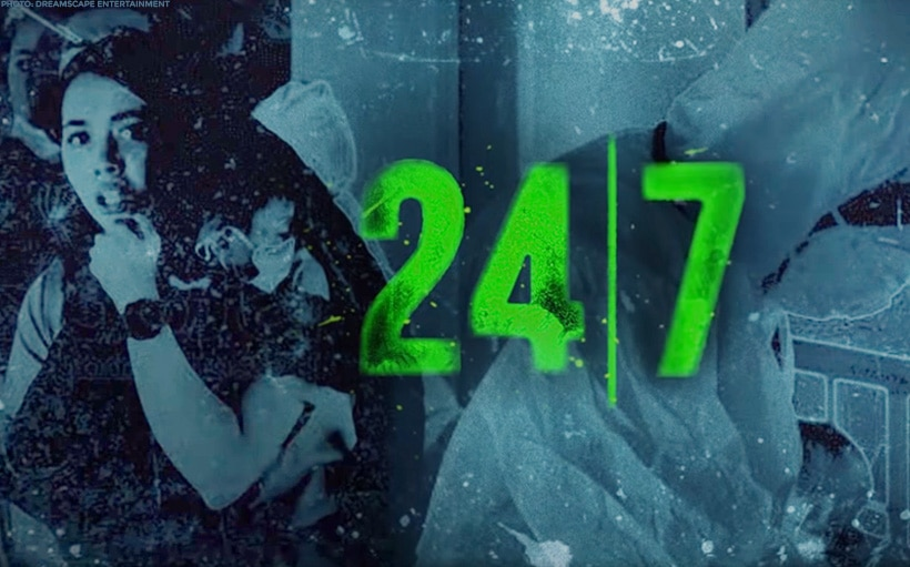 A deadly virus threatens the Philippines in new '24/7' trailer!