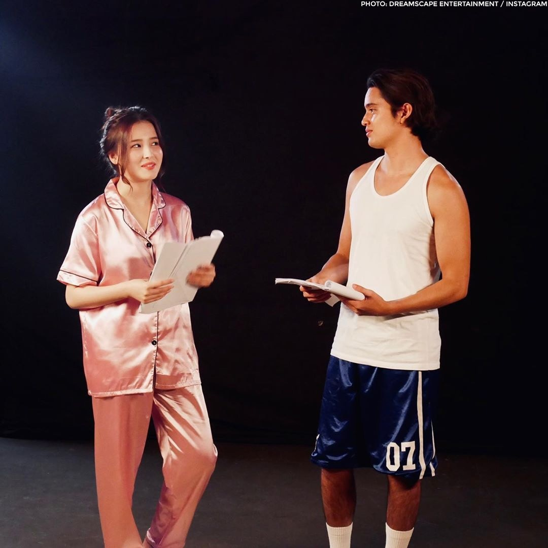 James Reid and Nancy McDonie gear up for 'Soulmate Project