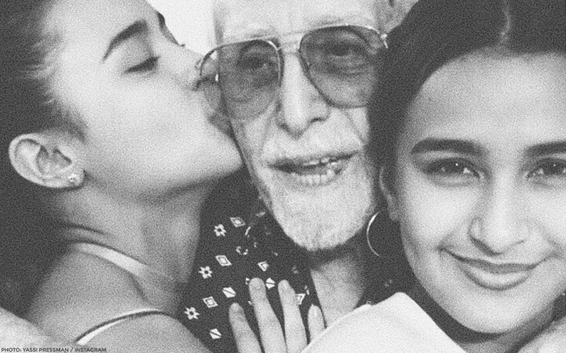 Father of Yassi and Issa Pressman passes away at 90