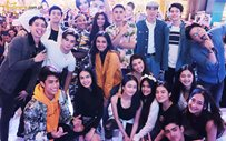 PHOTOS: 'James and Pat and Dave' Happy Hearts Tour goes to SM Bacoor!