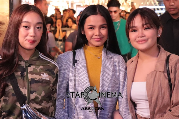 Idol Philippines' Fatima and Zephanie, together with Tawag Ng Tanghalan's Janine