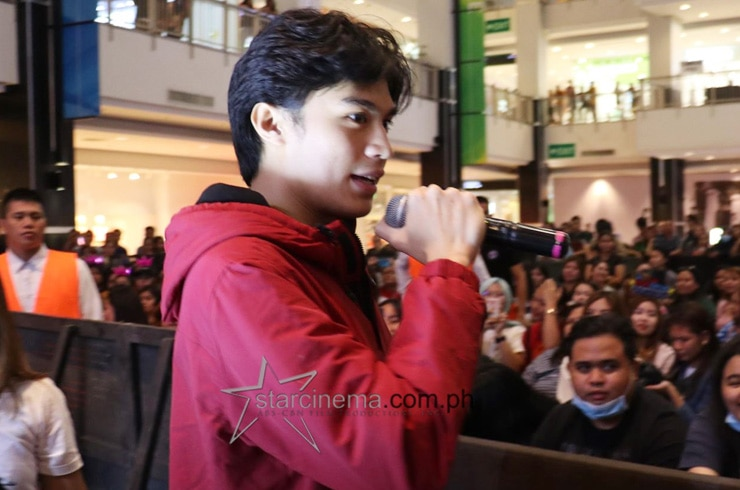 Happy Hearts Tour at Marquee Mall Pampanga