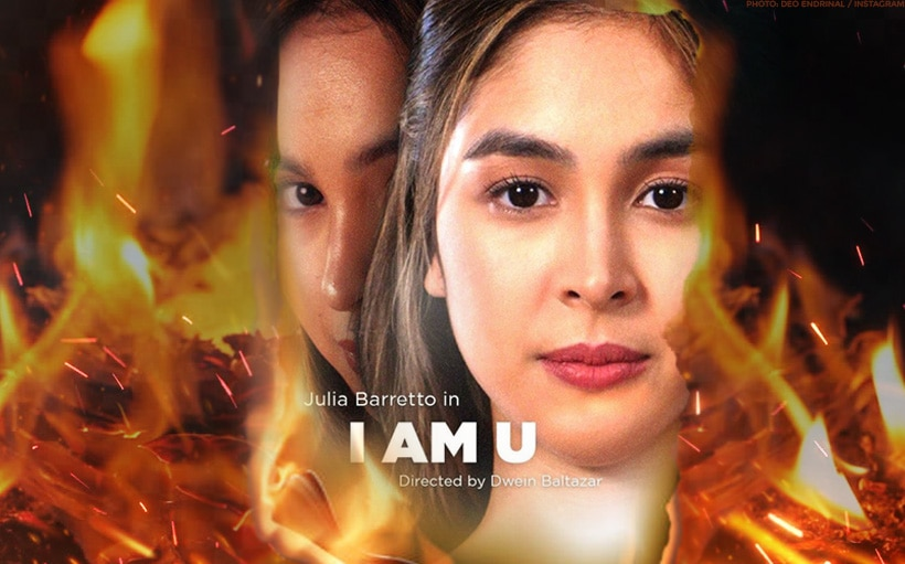 "Julia Barretto, haunted by her doppelganger in eerie ""I Am U"" trailer"