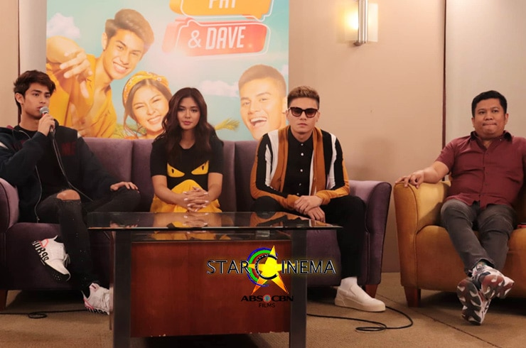 'James and Pat and Dave' blogcon