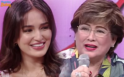 Annabelle Rama gives marriage advice to future daughter-in-law Sarah Lahbati