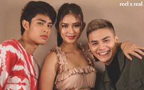 IN PHOTOS: New Ronnie, Loisa, Donny snaps from ReelxReal shoot!