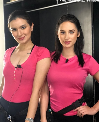 FranKiana are true BFF goals!