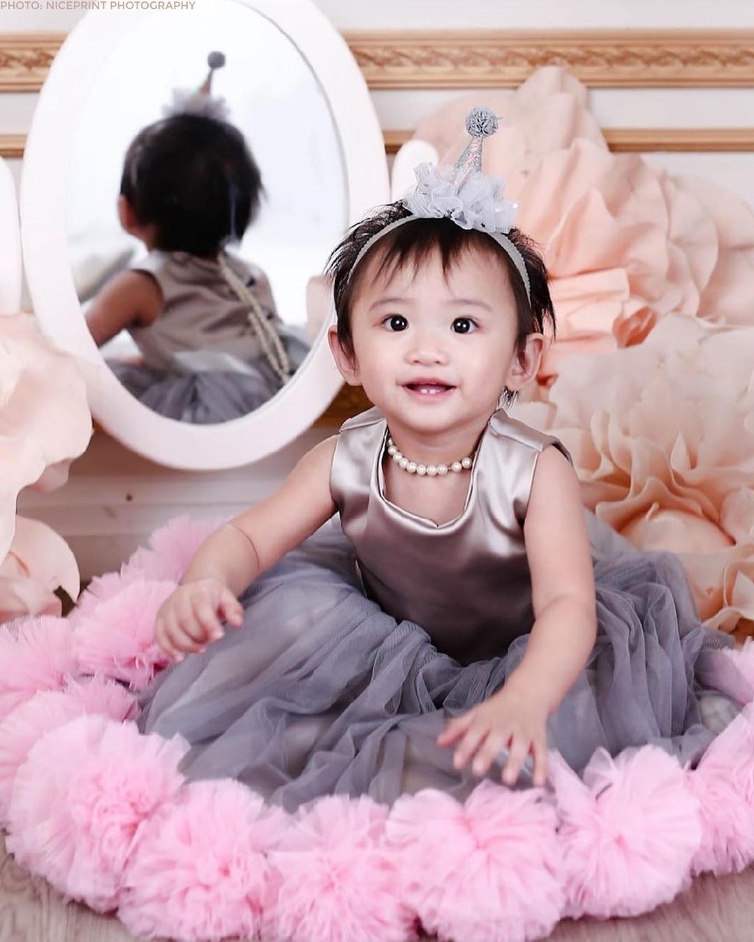 Lily Soberano turns one!