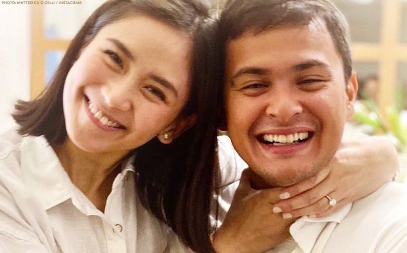 Sarah Geronimo and Matteo Guidicelli are officially married!