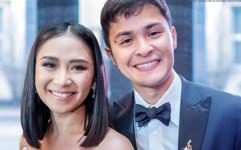 Here's what happened during Sarah and Matteo's wedding day!