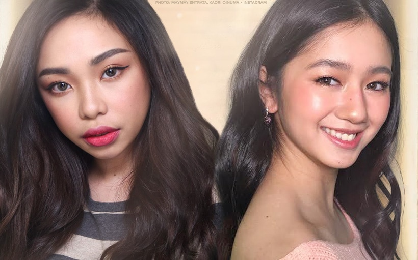 Kaori Oinuma reveals Maymay Entrata is her 'showbiz idol'