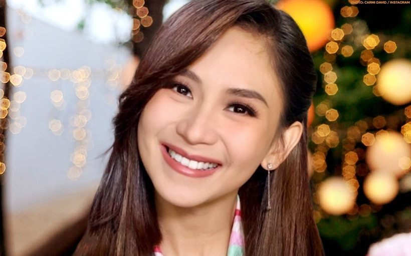 Sarah Geronimo flashes her gorgeous wedding ring as she returns to 'The Voice Teens'