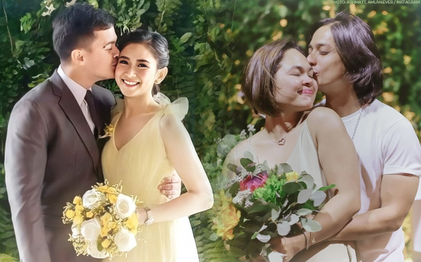 Judy Ann and Ryan host a dinner for newlyweds Sarah and Matteo!