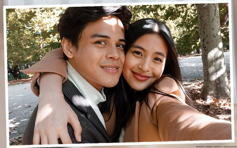 Gabbi Garcia thanks boyfriend Khalil Ramos for 3-year relationship