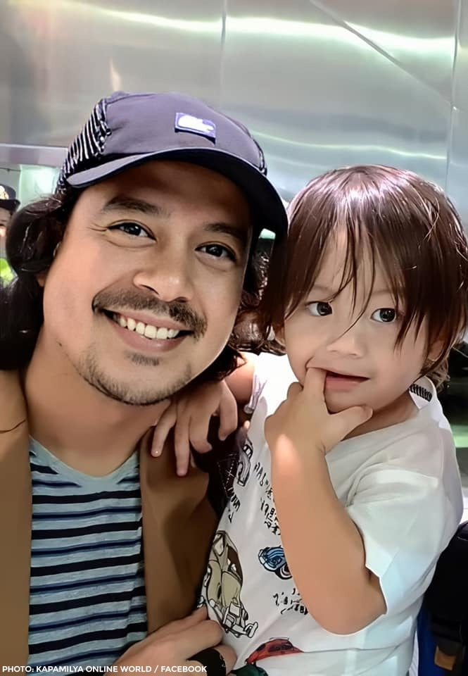 Baby Elias Modesto Cruz's cutest moments, compiled!