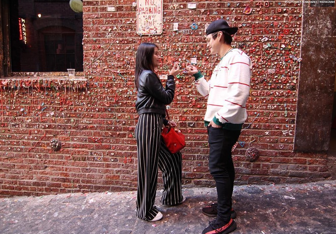 LizQuen's sweetest moments over the years!