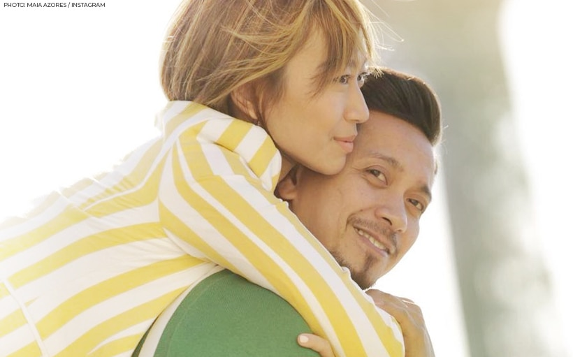 Jhong Hilario, partner Maia Azores expecting baby girl