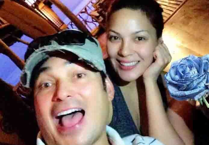 Gabby Concepcion and daughter KC