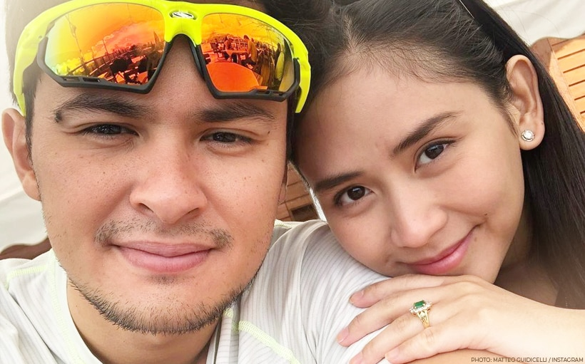 'Strict' Sarah Geronimo coaches Matteo Guidicelli during his workout!