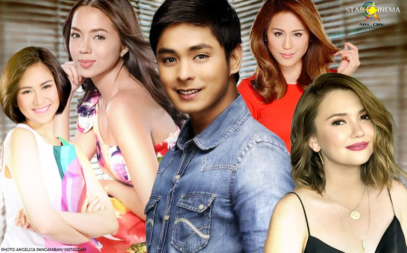 LIST: All of Coco Martin's leading ladies on the big screen!