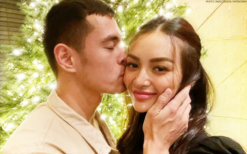 'I love you with all my heart': Jake Cuenca pens birthday message for GF Kylie Verzosa!