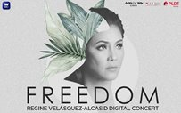 Regine Velasquez's 'Freedom' concert postponed after singer gets exposed to COVID-19