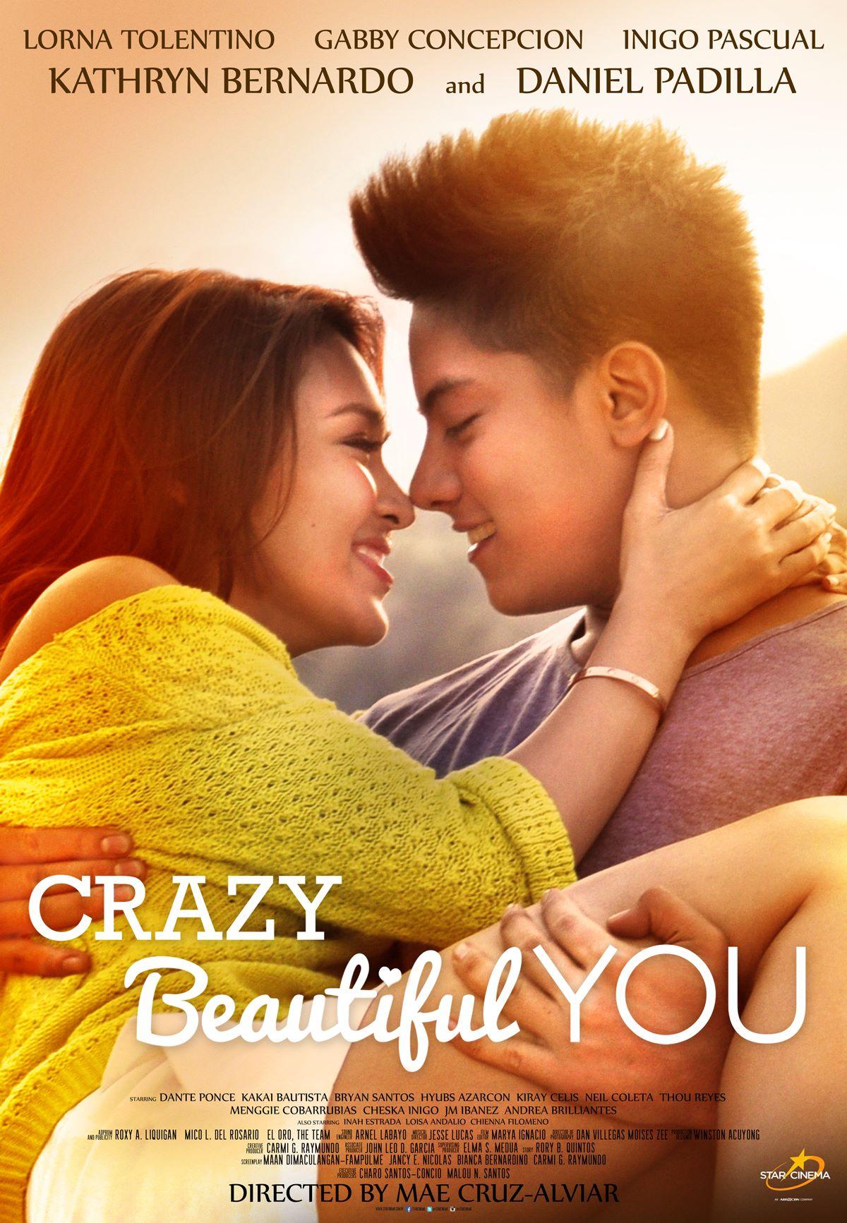 Crazy Beautiful You, 2015