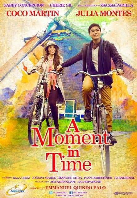 Moment in Time, 2013