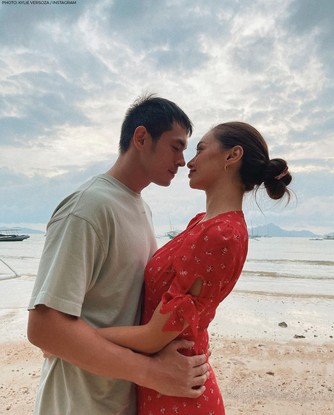 Kylie Verzosa and Jake Cuenca